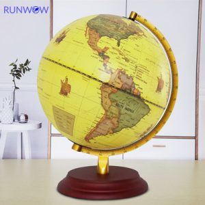 different styles world globes for multiple uses